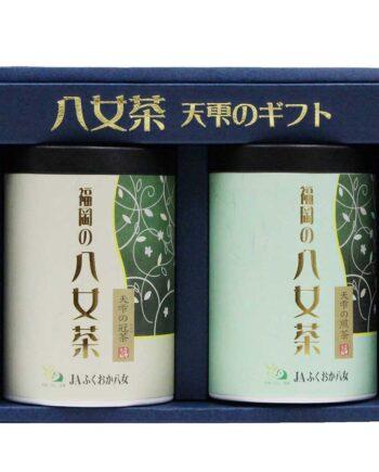 八女茶 星野茶 ギフト 玉露 煎茶 深蒸し茶 日本茶 JAふくおか 八女 緑茶 5