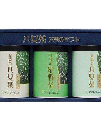 八女茶 星野茶 ギフト 玉露 煎茶 深蒸し茶 日本茶 JAふくおか 八女 緑茶 9