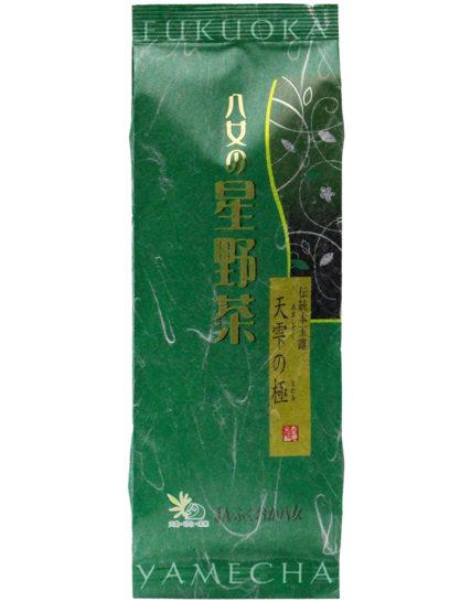 最高級茶『八女伝統本玉露』とは