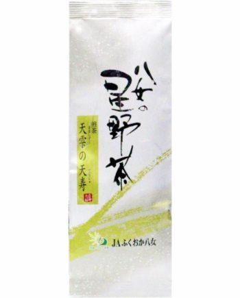 天雫の天寿 あましずく の 天寿 星野 星野村 奥八女 八女茶 日本茶 緑茶 煎茶 星野煎茶