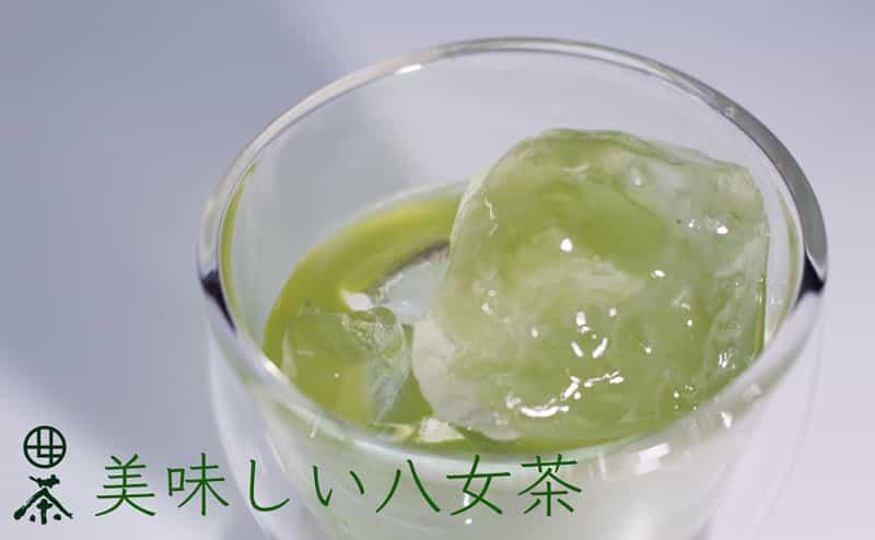 シーンに合わせたお茶選び JA 福岡 八女 お茶 アイスティー