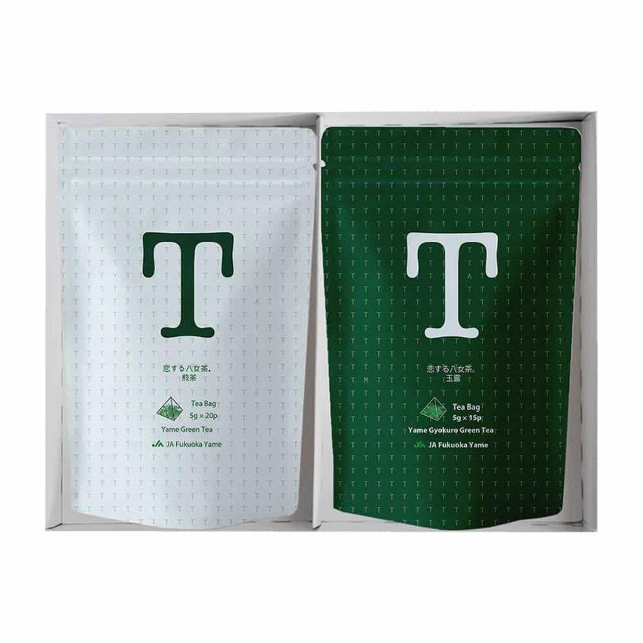 お茶 ティーバッグ 一番茶 煎茶 玉露 ギフト お中元 夏 おすすめ アイス 2