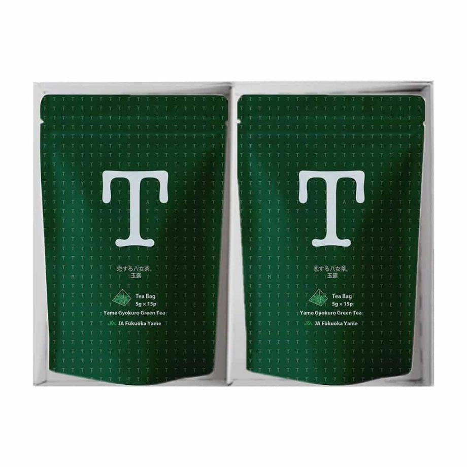 お茶 ティーバッグ 一番茶 煎茶 玉露 ギフト お中元 夏 おすすめ アイス 4
