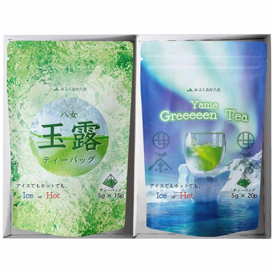 ティーバッグ お茶 煎茶 ギフト お中元 夏 玉露 夏 おすすめ 緑茶 5