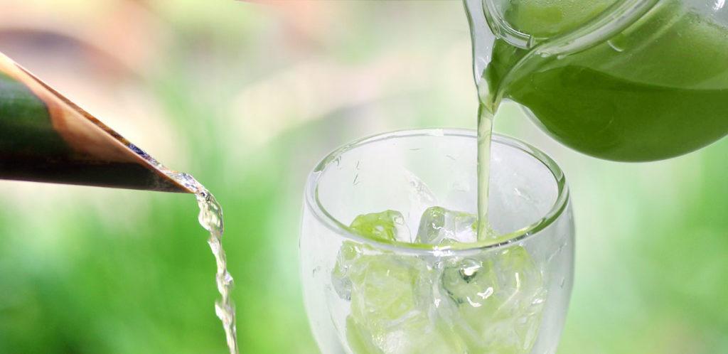 アイスで飲む-本格-八女茶-JA福岡八女-日本茶-煎茶-玉露-恋する八女茶-green-tea-yame-fukuoka-japanesetea-ice-work