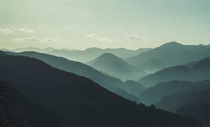 八女 山 山間部 お茶 農家 キリ 霧 高品質 お茶 八女茶 お茶 農家 気温差 旨み 成分 アミノ酸 養分