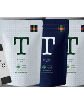 恋する八女茶 煎茶 玉露 ギフト セット JAふくおか 八女 お茶 日本茶 緑茶 6
